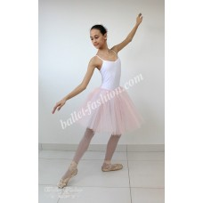 Basic ballet dress based on leotard